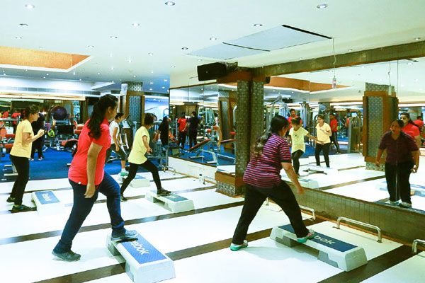 Ozi Gym & Spa : Sector 8 Chandigarh