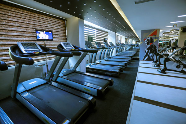 Ozi Gym & Spa : Sector 40 Chandigarh