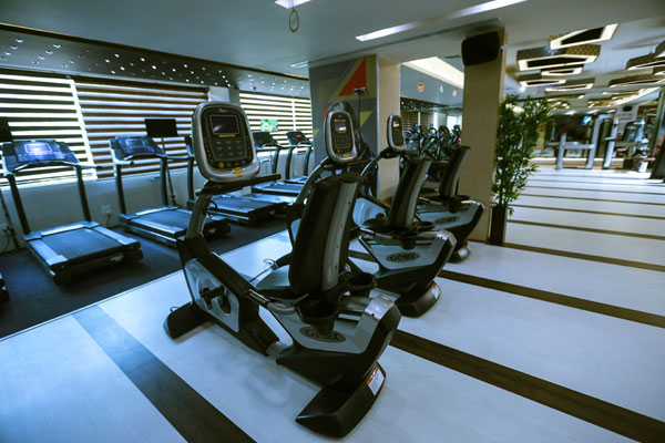 Ozi Gym & Spa : Platinum (Rajpura)