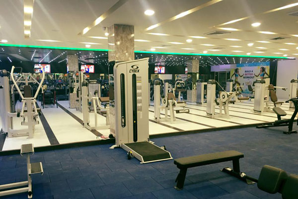 Ozi Gym & Spa : Mohali Phase 8, Industrial Area