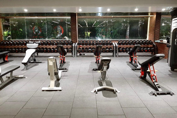 Ozi Gym & Spa : Chandigarh Sector-35