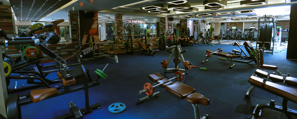 Ozi Gym & Spa | Fitness Studio